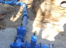 Raccordement réseaux eau potable