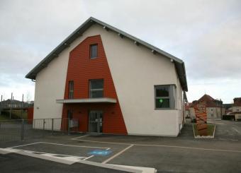 VRD Maison des Services Avoudrey