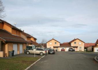 Terrassement VRD 19 pavillons Damprichard