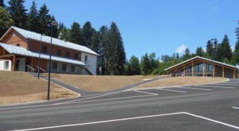 Salle socio culturelle et Gîte de groupe